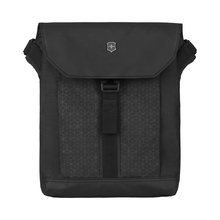 Сумка наплечная VICTORINOX Altmont Original Flapover Digital Bag, чёрная, нейлон, 26x10x30 см, 7 л