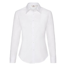 рубашка женская long sleeve oxford shirt lady-fit 130